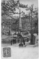 FONTAINE FOSSATI MARSEILLE - Monumenten