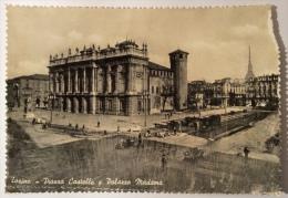 Piazza Castello E Palazzo Madama Non Viaggiata - Places