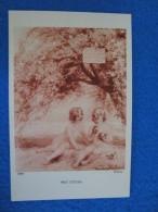 Deully. Fruit Defendu. Braun & Cie. 6987. Avis De Passage, Maison Jouet Freres A Tours 37000. - Peintures & Tableaux