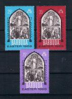 Barbuda 1969 Ostern Mi.Nr. 32/34 Kpl. Satz ** - Antigua Und Barbuda (1981-...)