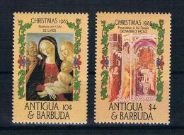 Antigua Und Barbuda 1985 Weihnachten Mi.Nr. 915/18 ** - Antigua Und Barbuda (1981-...)