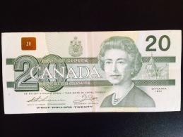 20 Dollar Canada - Canada