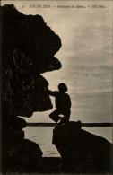 29 - ILE DE SEIN - Silhouette Du Sphinx - Ile De Sein