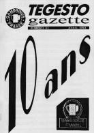 Bulletin Du Club De Collectionneurs Gambrinus France N°41 (Biere & Brasserie) De L´année 92 - Non Classés