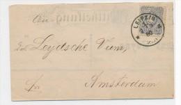 D.-Reich  Auslandsbrief Krone/Adler  (bc 5539 ) Siehe Scan ! - Deutschland