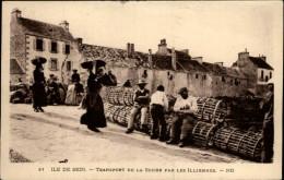 29 - ILE DE SEIN - Soude - Ile De Sein