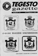 Bulletin Du Club De Collectionneurs Gambrinus France N°43 (Biere & Brasserie) De L´année 92 - Non Classés