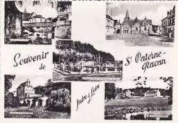 37 Indre Et Loire   SAINT PATERNE RACAN Multi Vues - France