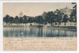 Altenburg   -alte Postkarte  (da 4218 ) Siehe Scan  ! - Altenburg