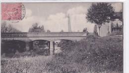 Beaurepaire Pont Sur Le Dolon Avenue De La Gare - Beaurepaire