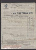 49 - St Hilaire - St Florent - De Neuville & Cie - Vins Mousseux - 1911 - France