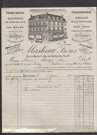 86 - Poitiers - Masteau Frères - Serrurerie Ferronnerie Etc .... - 1935 - France