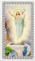 France - Santino RESURREZIONE - PERFETTO H77 - Religion & Esotericism