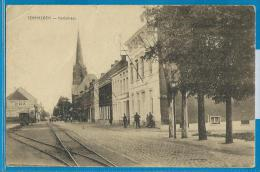 Terhagen (niet Gelopen Kaart) - Kerkstraat - Rumst