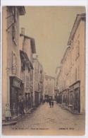 Saint-Marcellin - Rue De Beauvoir - Saint-Marcellin