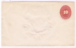 1/1. Thème:  Aigles En Relief Sur Entier Postal Mexico (non Circulée) - Aigles & Rapaces Diurnes