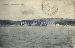 6385 ITALY ANDORA SAVONA LIGURIA PANORAMA OF MARE POSTAL POSTCARD - Italia