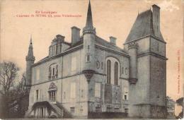 31 - Seyre - En Lauragais, Château De Seyre, Près Villefranche - Autres Communes