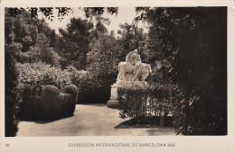 España--Barcelona--1929--Rincon Del Parque--Exposicion Internacional De Barcelona- - Exposiciones