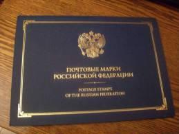 2010 Russia, MI#1690, European Football Cup Overprint Blue Booklet RRR - Blocks & Sheetlets & Panes