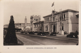 España--Barcelona--1929--Pabellon Del Estado--Exposicion Internacional De Barcelona- - Exposiciones