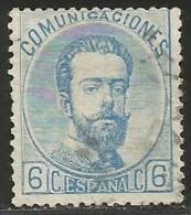 España 119  O - 1872-73 Reino: Amadeo I