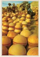 MALI    MOPTI:  VASELLAME  AL MERCATO     (NUOVA CON DESCRIZIONE DEL SITO SUL RETRO) - Mali