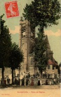 95 GOUSSAINVILLE   Place De L'Eglise - Goussainville