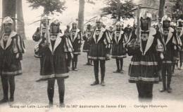 45 MEUNG-sur-LOIRE  Fêtes Du 500e Anniversaire De Jeanne D'arc  - Cortège Historique - Other Municipalities