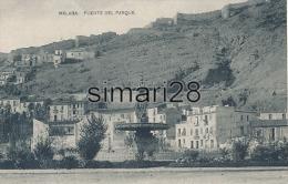 MALAGA -  FUENTE DEL PARQUE - Malaga