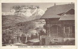"""74 - COMBLOUX - Clos Lachenal - Chalet """"Les Clématites"""" - Combloux"""