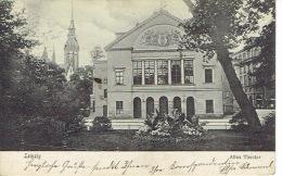 LEIPZIG - Altes Theater - Leipzig