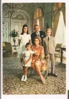 -- MONACO:  Prince Rainier, Princesse Grace, Albert , Caroline Et Stéphanie  1970 Timbre 0,30 Rainier Et Flamme Monaco - - Palais Princier