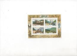 TRANSKEI 1986 BEAU BLOC FEUILLET HISTORIQUE PORT ST JOHNS - Transkei