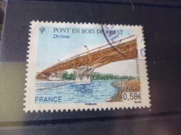 FRANCE OBLITERATION RONDE   YVERT N°4544 - France