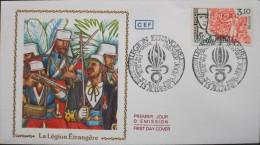 ENVELOPPE 1er JOUR 1984 - Légion Etrangére - Aubagne Le 30.04.1984 - Parfait état - - FDC