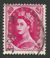 Great Britain, 8 P. 1960, Sc # 364, Mi # 329xX, Used - 1952-.... (Elizabeth II)