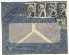 Niederl�ndisch Indien Brief Luftpost