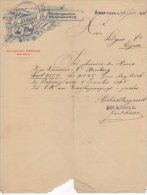 Bingen A/ Rhein - G. Simon II. - Weingrosshandlung - 1896 - 1800 – 1899