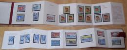 Miniaturalbum 10 Jahre DDR / Deutscher Buch Export Import