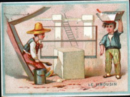 CHROMO, CHOCOLATERIE ST PHILIPPE, LES REGIONS, LE LIMOUSIN - Chocolat