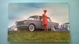 FIAT 1300 - Cartoline