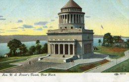 UNITED StATES Of AMERICA (USA) --  NEW YORK - General U. S. Grants Tomb - New York City