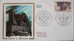 ENVELOPPE 1er JOUR 1984 - Château De Montségur - Lavelanet Le 15.09.1984 - Parfait état - - FDC