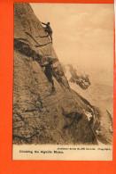 Climbing The Aiguille Moine  (sport Alpinisme) - Alpinisme