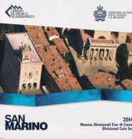 SAN MARINO - BU SET 2014 - San Marino