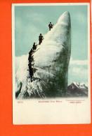 Ascension D'un Sérac  (sport Alpinisme) - Alpinisme