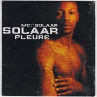 MC SOLAAR : Solaar Pleure / C'Est Ca Que Les Gens Veulent (CD Single) - Rap & Hip Hop