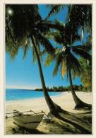COMORE    MALADJA:   LA  SPIAGGIA    (NUOVA CON DESCRIZIONE DEL SITO SUL RETRO) - Comorre