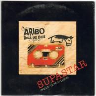 ARIBO (Rock De Bois) : Le Petit Cheval / Supastar / Ménage A Trois / Danse Avec Moi (CD) - Musique & Instruments